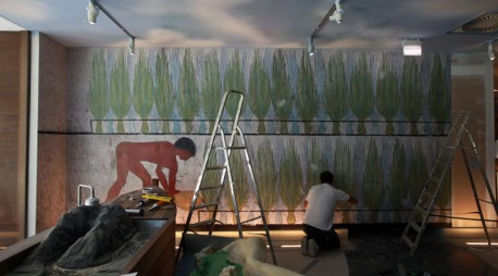 The renovation works at the new Cairo Children's Museum are almost completed. Under the artistic direction of Sandro Vannini, Laboratoriorosso has created and supervised the installation of approximately 600 square meters of visuals that will be distributed across the 4 floors of the museum. New...